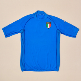Italy 2002 Home Shirt (Very good) M