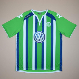 Wolfsburg 2015 - 2016 Away Shirt (Excellent) XXL