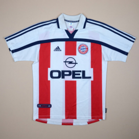 Bayern Munich 2000 - 2001 Away Shirt (Very good) S