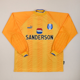Sheffield Wednesday 1993 - 1995 Goalkeeper Shirt #1 (Good) L