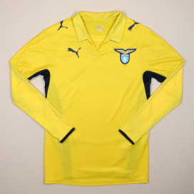 Lazio 2008 - 2009 Away Shirt (Good) S