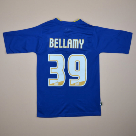 Cardiff 2010 - 2011 Home Shirt #39 Bellamy (Excellent) S
