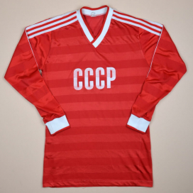 Soviet Union 1984 - 1986 Home Shirt (Good) M