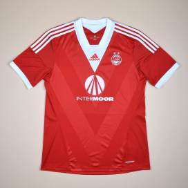 Aberdeen 2013 - 2014 Home Shirt XL