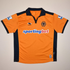Wolverhampton 2010 - 2011 Home Shirt (Very good) M
