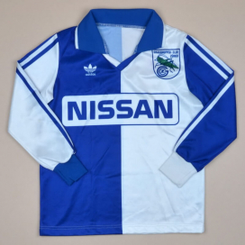Grasshoppers 1991 - 1992 Home Shirt (Very good) YM