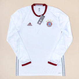 Bayern Munich 2016 - 2017 'BNWT' Player Issue Third Shirt (New with tags) L (8)