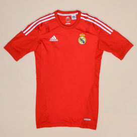 Real Madrid 2011 - 2012 Player Issue TechFit Third Shirt (Good) M