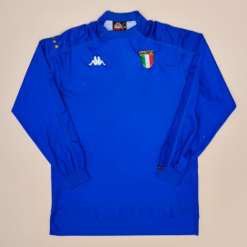 Italy 1998 - 1999 Home Shirt (Not bad) L