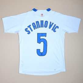 Inter Milan 2006 - 2007 Away Shirt #5 Stankovic (Very good) S