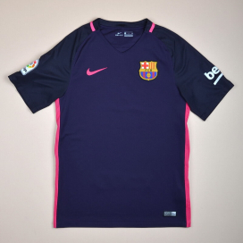 Barcelona 2016 - 2017 Away Shirt (Excellent) S