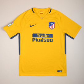 Atletico Madrid 2017 - 2018 Away Shirt (Excellent) M