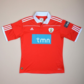 Benfica 2010 - 2011 Home Shirt (Very good) M