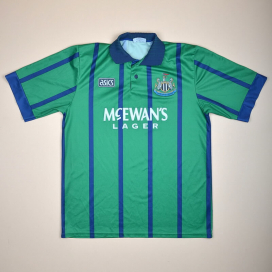 Newcastle 1994 - 1995 Third Shirt (Very good) L