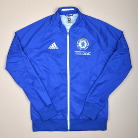 Chelsea 2016 Match Issue 'The SSE Women's Cup Final' Training Jacket (Excellent) S