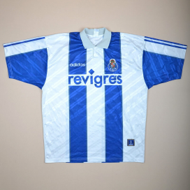 Porto 1995 - 1996 Home Shirt (Very good) XL