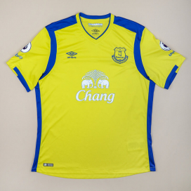 Everton 2016 - 2017 Third Shirt (Very good) XL