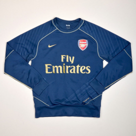 Arsenal 2007 - 2008 Hooded Top (Very good) S