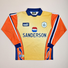 Sheffield Wednesday 1997 - 1998 Goalkeeper Shirt (Good) S