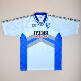 VFL Bochum 1999 - 2000 Home Shirt (Very good) L