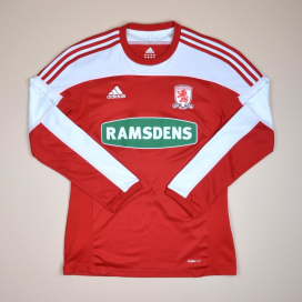Middlesbrough 2011 - 2012 Home Shirt (Very good) M