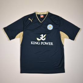 Leicester 2012 - 2013 Away Shirt (Excellent) XL