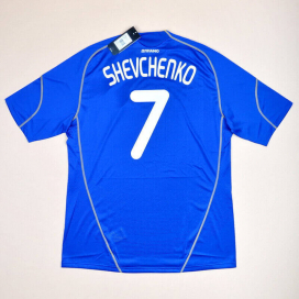 Dynamo Kiev 2009 - 2011 Player Issue Away Shirt #7 Shevchenko (New with tags) XL
