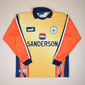 Sheffield Wednesday 1997 - 1998 Goalkeeper Shirt (Very good) L