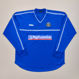 Halifax Town 2001 - 2002 Home Shirt (Very good) XL