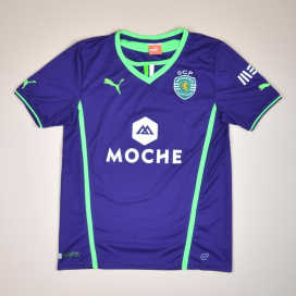 Sporting Lisbon 2013 - 2014 Away Shirt (Very good) S