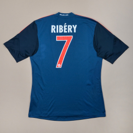 Bayern Munich 2013 - 2014 Third Shirt #7 Ribery (Very good) M