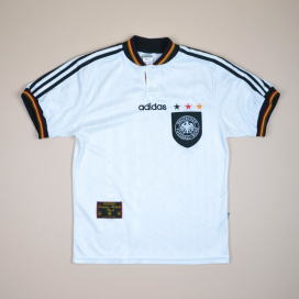 Germany 1996 - 1998 Home Shirt (Excellent) XL