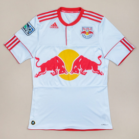 Red Bull New York 2010 Home Shirt (Excellent) S