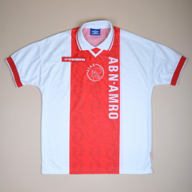 Ajax 1998 - 1999 Home Shirt (Very good) XL