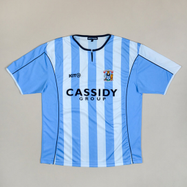 Coventry 2005 - 2006 Home Shirt (Very good) L