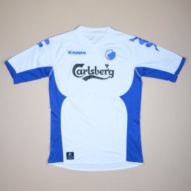FC Copenhagen 2011 - 2012 European Home Shirt (Excellent) M