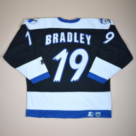 Tampa Bay Lightning 2000 NHL Hockey Shirt #19 Bradley (Very good) XL