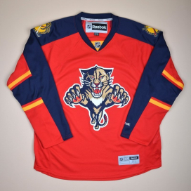 Florida Panthers 2000 NHL Hockey Shirt (Excellent) XL