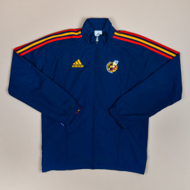 Spain 2010 - 2011 Training Jacket (Very good) S