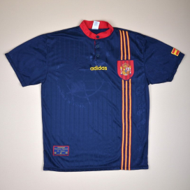 Spain 1996 - 1998 Away Shirt (Very good) M