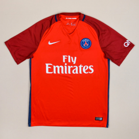 Paris Saint-Germain 2016 - 2017 Away Shirt (Very good) M