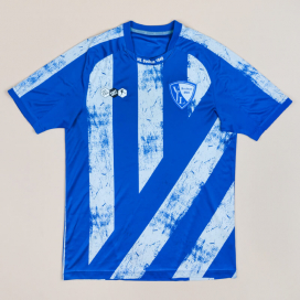 VFL Bochum 2009 - 2010 'Signed' Home Shirt (Very good) S
