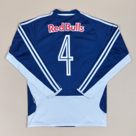 Red Bull Salzburg 2004 - 2005 Away Shirt #4 (Very good) S