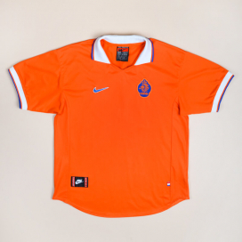 Holland 1996 - 1998 Home Shirt (Very good) L