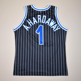 Orlando Magic 2000 NBA Basketball Shirt #1 Hardaway (Very good) L