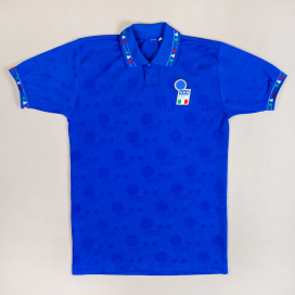 Italy 1994 Home Shirt (Very good) S