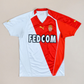 Monaco 2004 - 2006 Home Shirt (Good) L