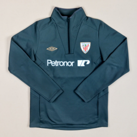 Athletic Bilbao 2011 - 2012 Training 1/2 Zip Jacket (Excellent) S