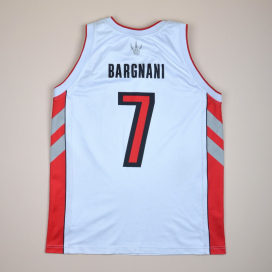 Toronto Raptors 2000 NBA Basketball Shirt #7 Bargnani (Very good) M