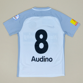 FC Wil  2015 - 2016 Match Issue Home Shirt #8 Audino (Very good) M